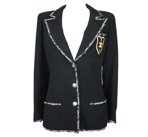 "Chanel 2005 ""Devil wears Prada"" Jacket"