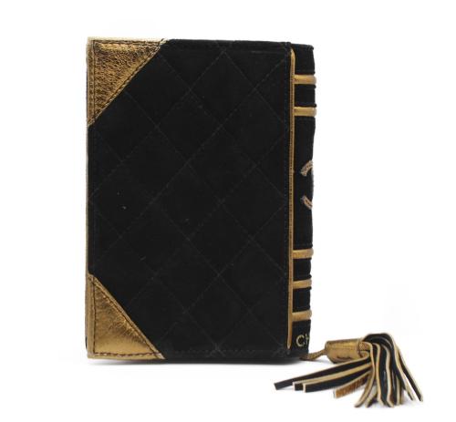 Chanel 2004 Bible clutch
