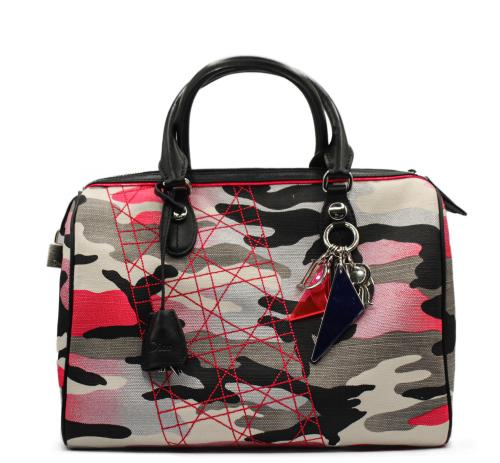 Dior limited edition Boston bag