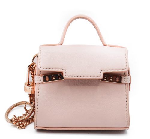 Delvaux small bag charm