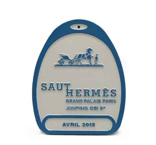 Hermes 2015 Jumping Plate