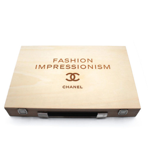 Chanel Cruise collection Wooden box
