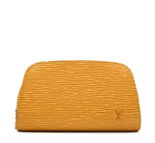 Louis Vuitton Epi Leather pouch