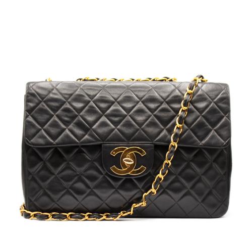 Chanel Vintage Jumbo handbag