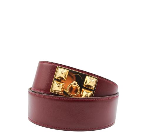 Hermes CDC Collier de chien belt