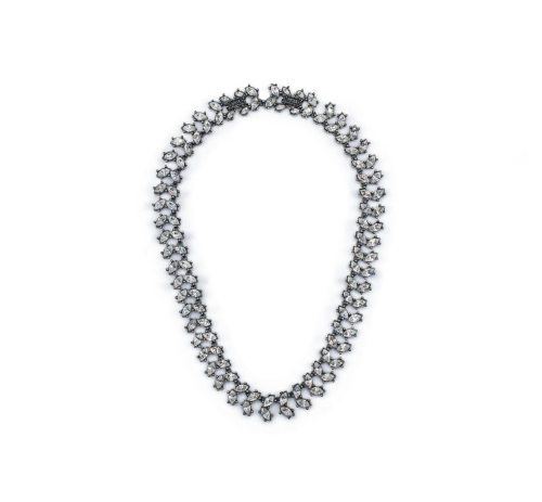 Dior strass vintage necklace