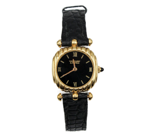 Van Cleef & Arpels 18k gold watch