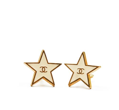 Chanel Star arrings