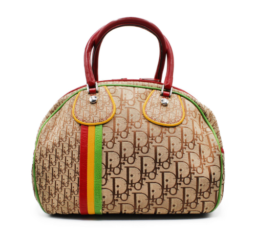 Dior Rasta Bowling bag