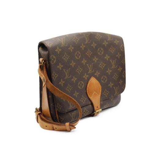 Vintage Louis Vuitton Cartouchiere bag