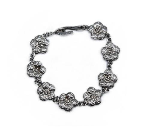 Chanel 2000's Camelia bracelet