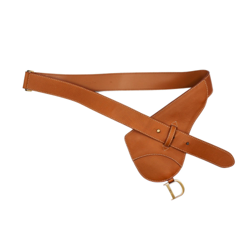 Dior Saddle beltbag