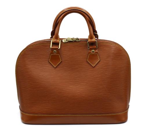 Louis Vuitton Alma Epi Leather