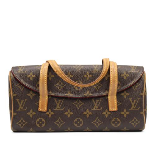 Louis Vuitton Monogram canvas 2 handles bag