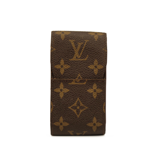 Louis Vuitton Monogram canvas pouch