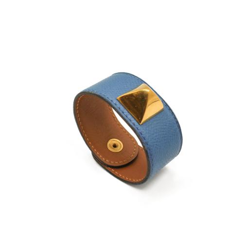 Hermes Blue bracelet