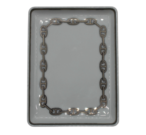 Hermes Chaine d'ancre Tray