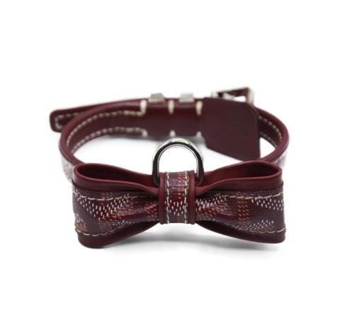 Goyard dog leash