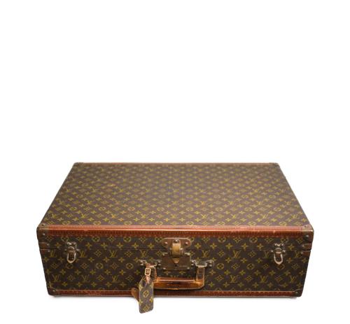 Louis Vuitton Monogram canvas  trunk