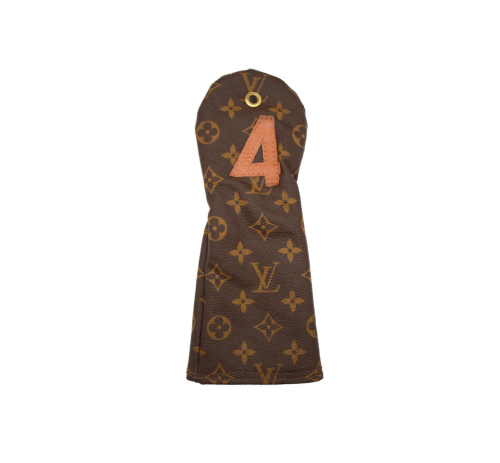Louis Vuitton golf club cover 4