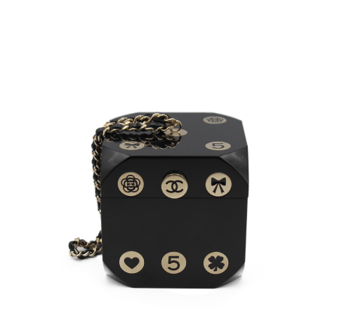 Chanel  2016 Dice clutch