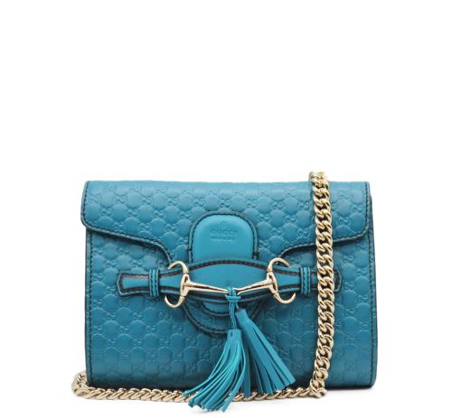 Gucci Cobalt crossbody bag