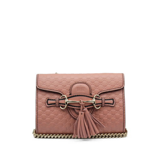 Gucci pink micro guccisima bag Margaux