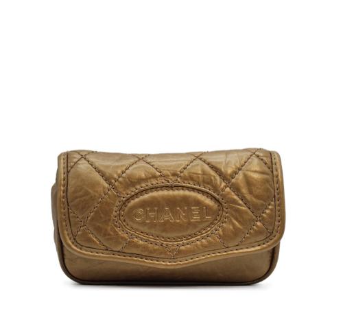 Chanel golden beltbag