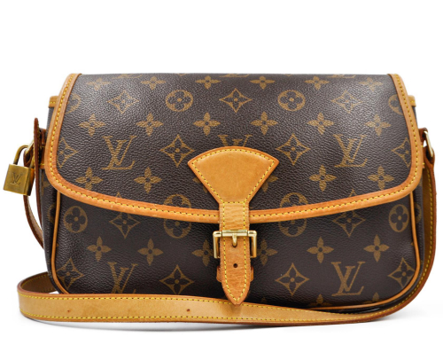 Louis Vuitton Sologne Monogram Canvas bag