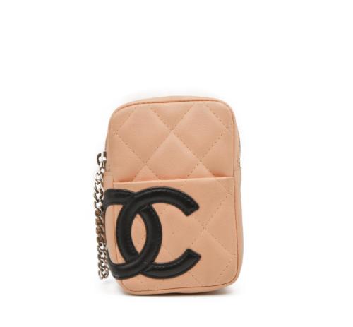 Chanel Cambon pouch