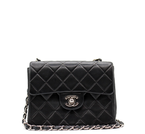 Chanel Black mini Timeless