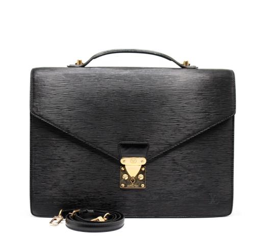 Louis Vuitton Briefcase Epi