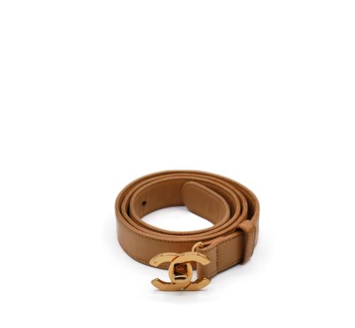 Chanel beige belt