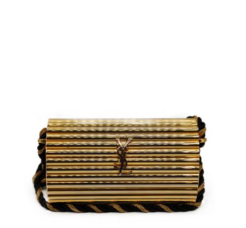 Yves Saint Laurent Vintage Opium clutch