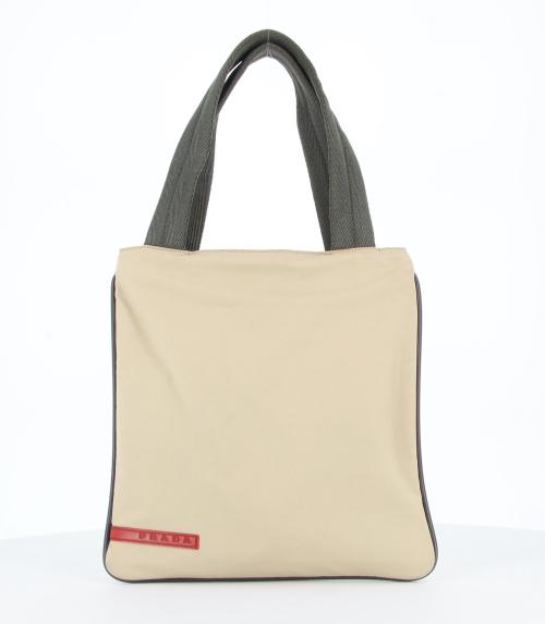 Prada 2010's flat tote PM bag