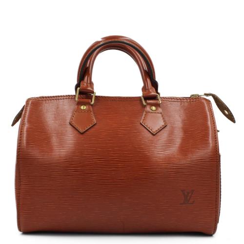 Louis Vuitton brown Speedy 25