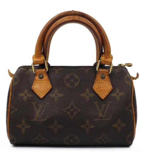 Louis Vuitton mini Speedy HL bag