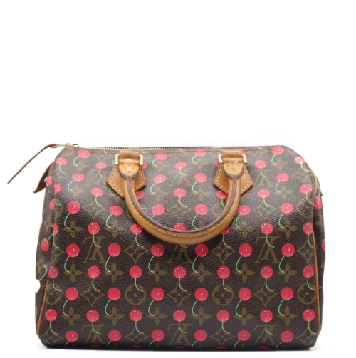 Louis Vuitton Speedy 25 Murakami Cherry