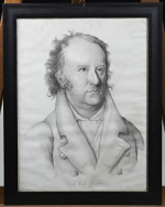 19th century etching