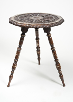 A 19th century Anglo/Indian table