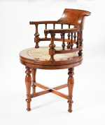 Indian colonial chair