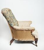 19th century rosewood armchair