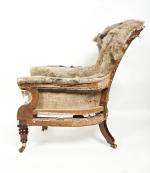 10th century armchair