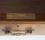 Manner of Robert Lorimer, an Arts and Crafts Whytock & Reid Mahogany Tallboy