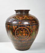 Bombay School of Art Vase