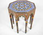 Late 19th century Moroccan table