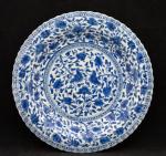 A set of six plates