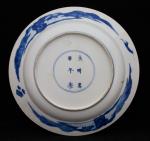 Kangxi plate with elegant ladies